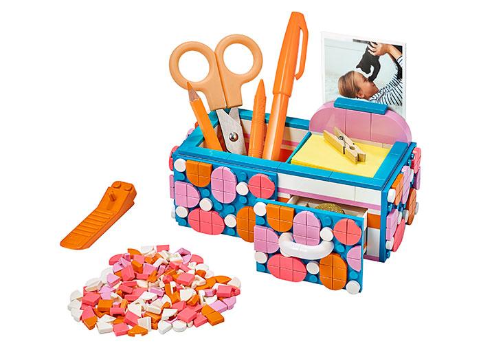 Organizator de birou lego dots - 1