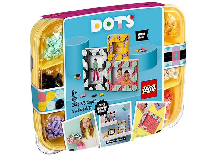 Rame foto creative lego dots