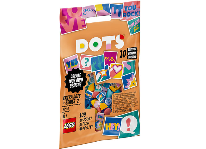 Piese dots extra seria 2 lego dots