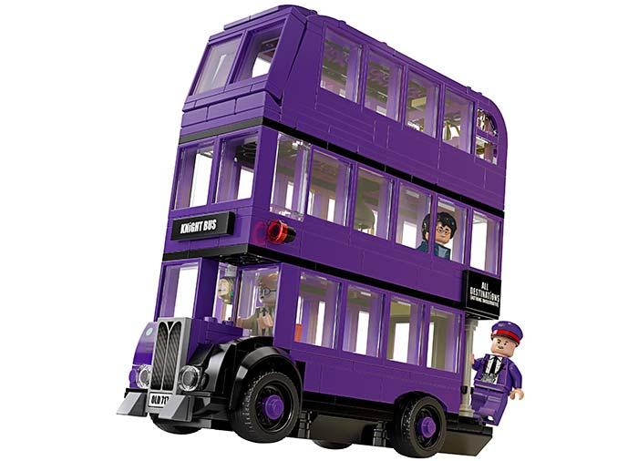 Knight bus lego harry potter - 1