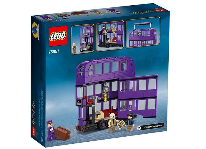 Knight bus lego harry potter - 2