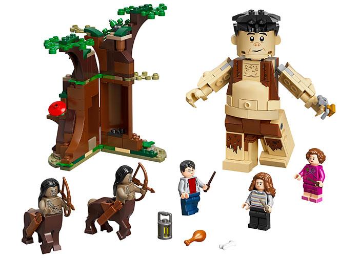 Intalnirea dintre grawp si umbridge lego harry potter - 1