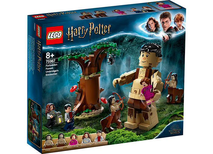 Intalnirea dintre grawp si umbridge lego harry potter
