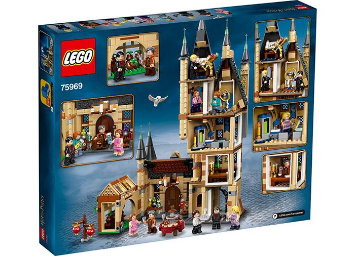Turnul de astronomie de la hogwarts lego harry potter - 2