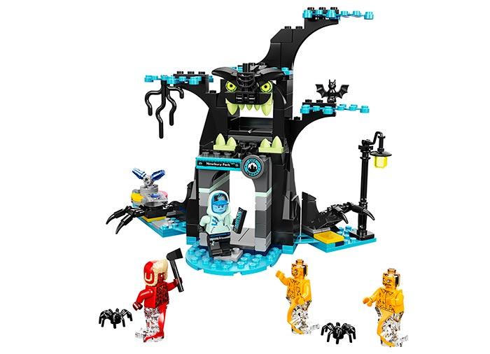 Bun venit in hidden side lego - 2