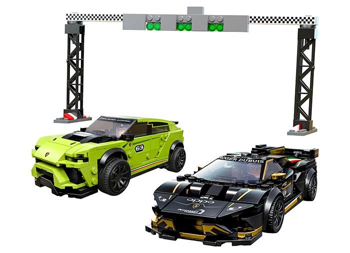 Lamborghini super trofeo lego speed champions - 2