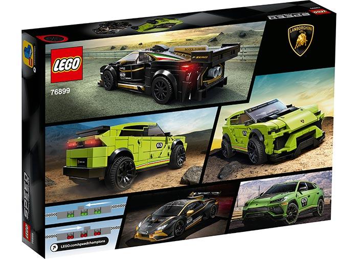 Lamborghini super trofeo lego speed champions - 1