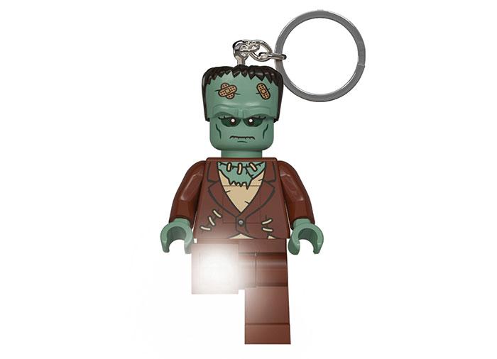 Breloc cu lanterna lego classic monstrul imagine