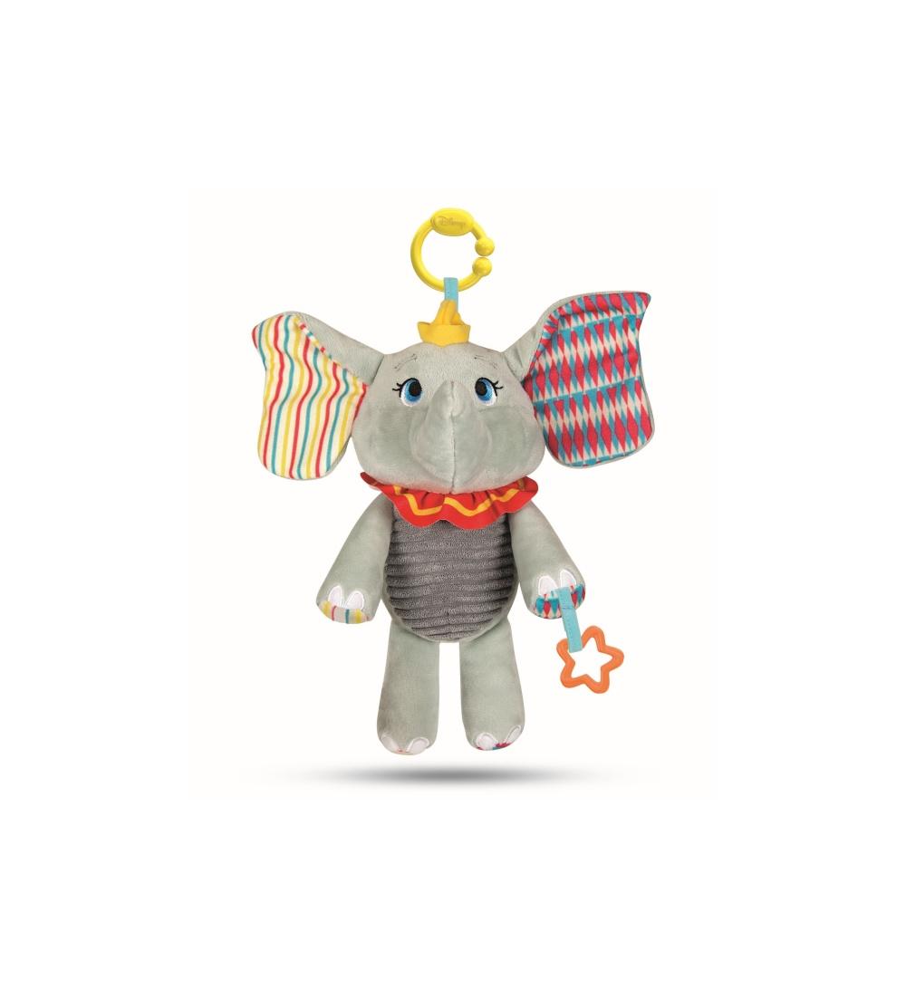 Jucarie plus elefant cu activitati clementoni - 1