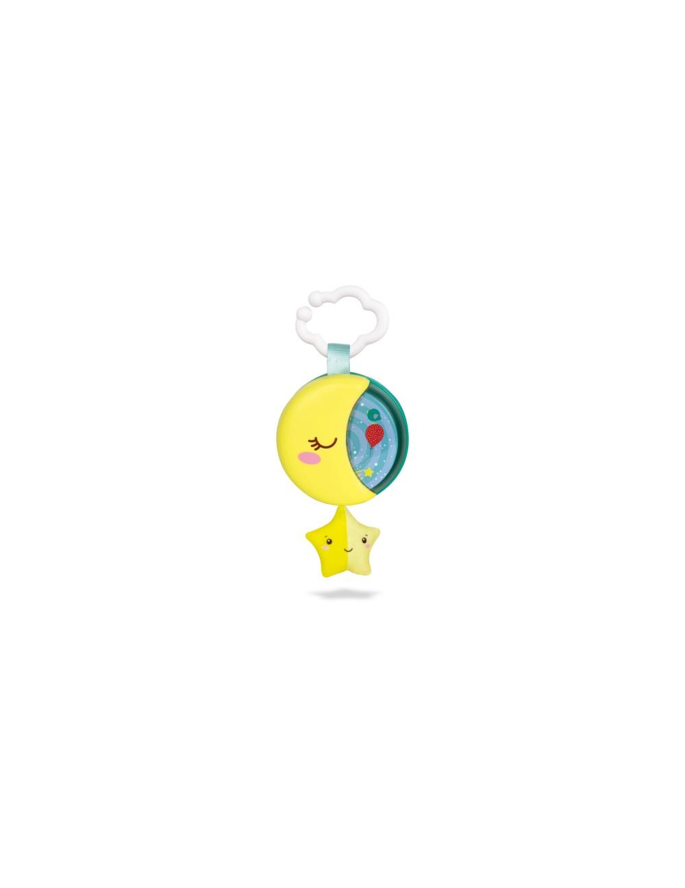 Luna interactiva cu melodii clementoni - 2