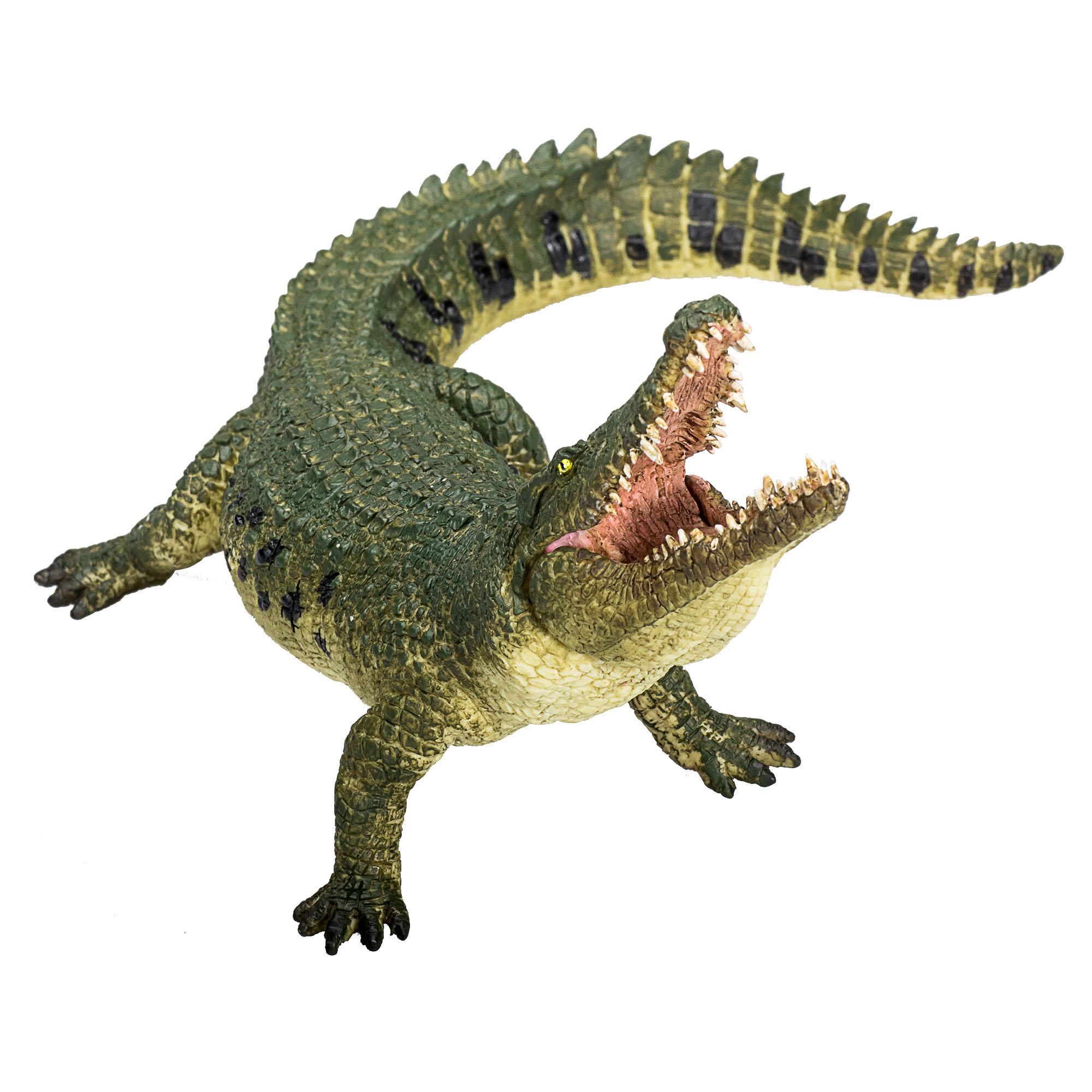 Figurina crocodil mojo