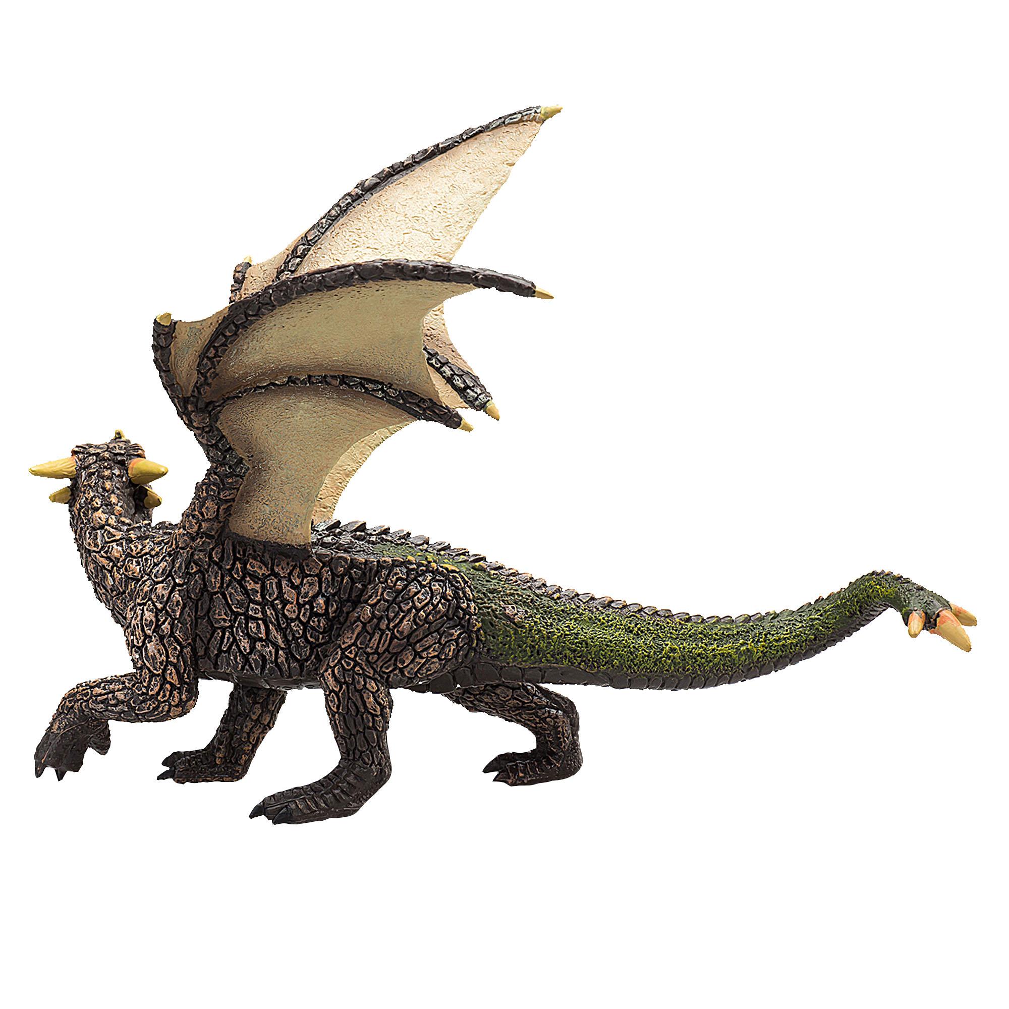 Figurina dragonul pamantului mojo