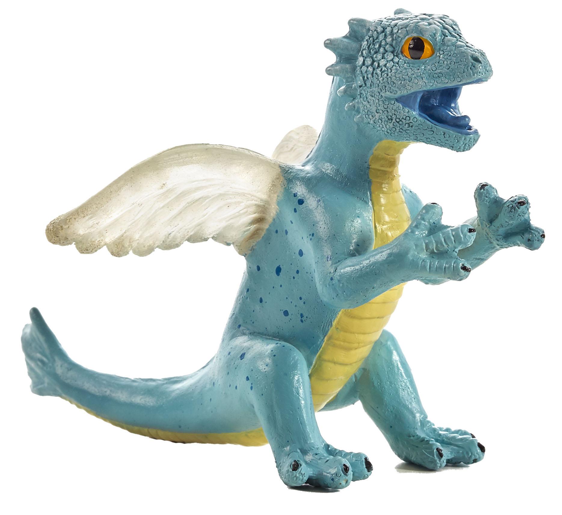 Figurina pui dragon de apa mojo