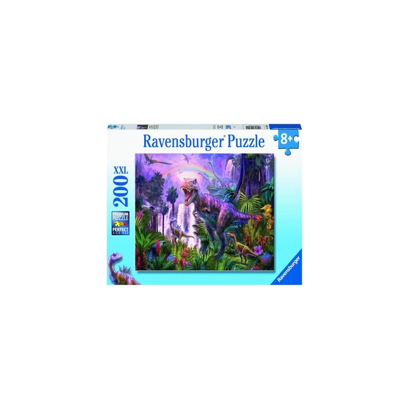 Puzzle taramul dinozaurilor 200 piese ravensburger