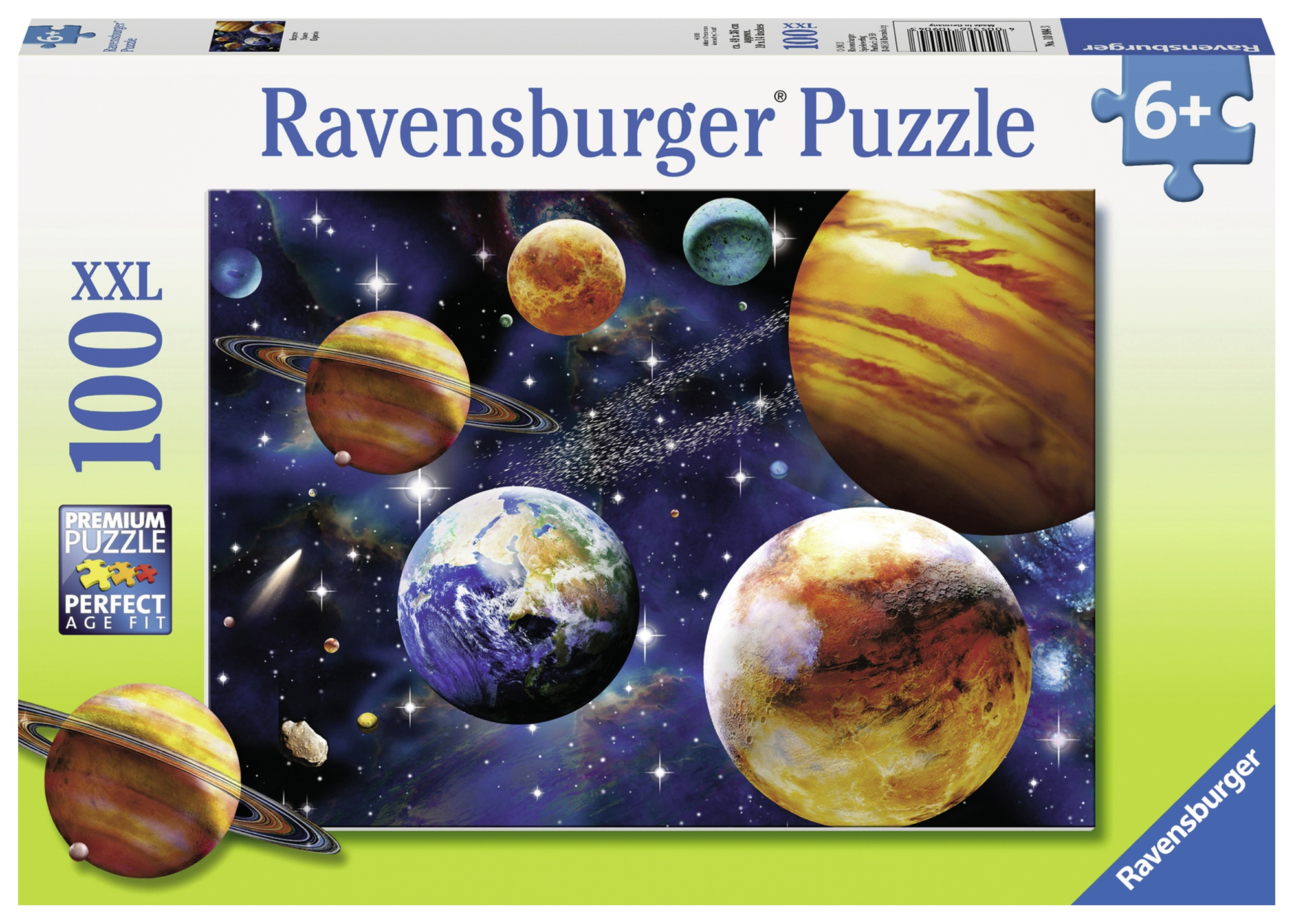 Puzzle univers 100 piese ravensburger