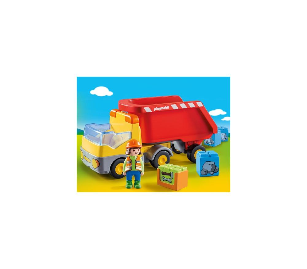 Basculanta rosie playmobil 1.2.3 - 2