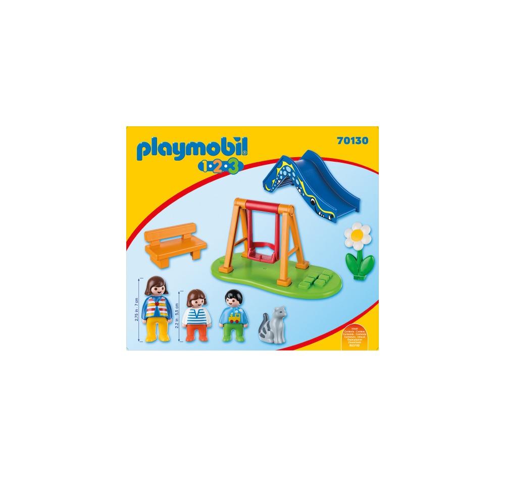 Loc de joaca playmobil 1.2.3 - 1