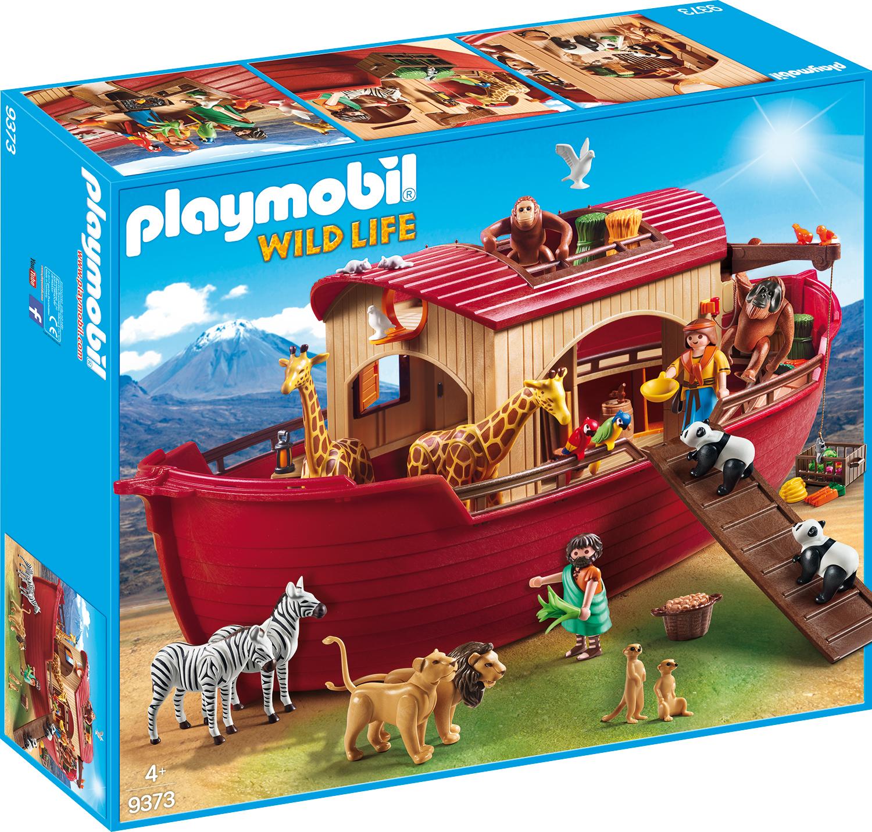 Arca lui noe playmobil wild life