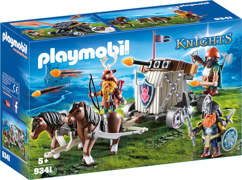 Balista cavalerilor pitici playmobil knights
