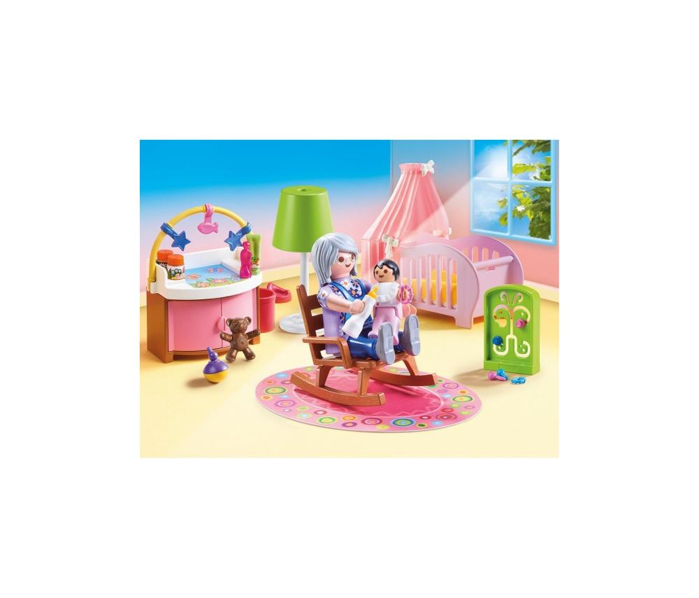Camera fetitei playmobil doll house - 1
