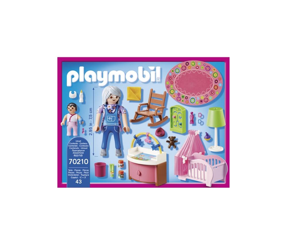 Camera fetitei playmobil doll house - 2