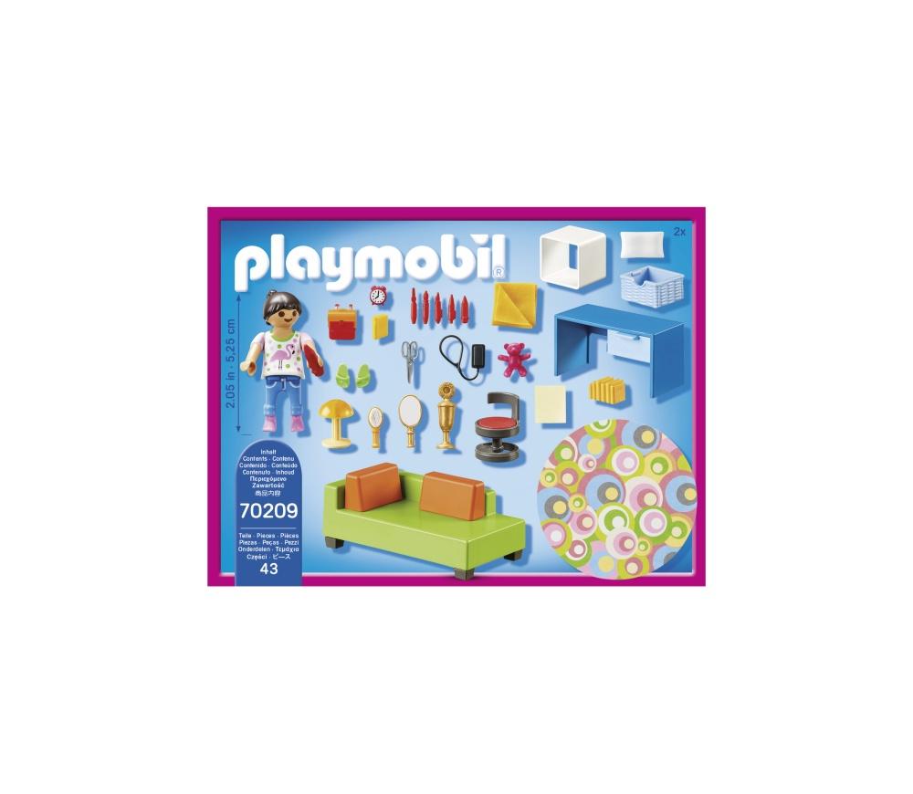 Camera tinerilor playmobil doll house - 2