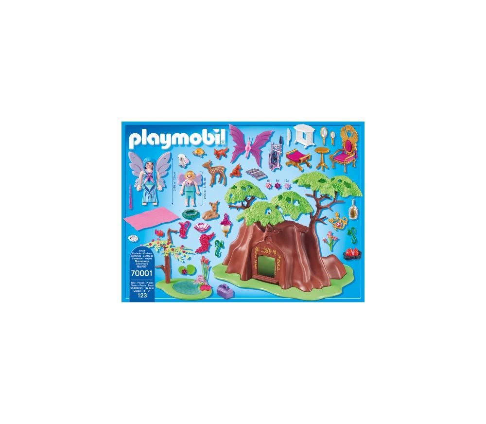 Casa zanelor din padure playmobil fairies - 1