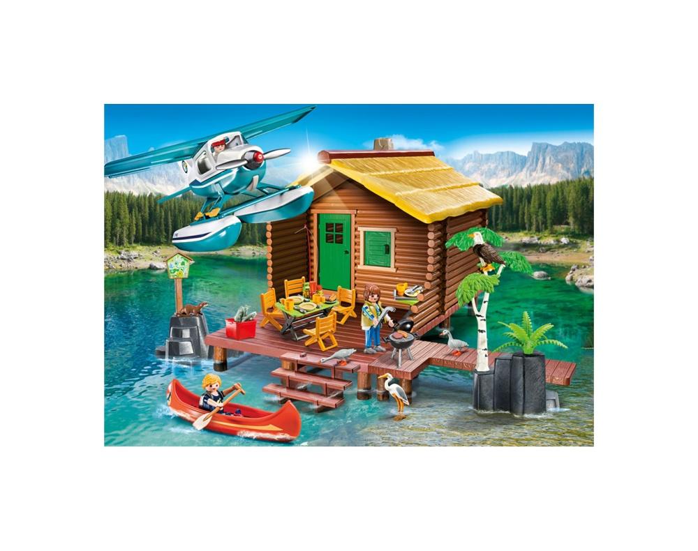 Casuta de pe lac playmobil wild life - 2
