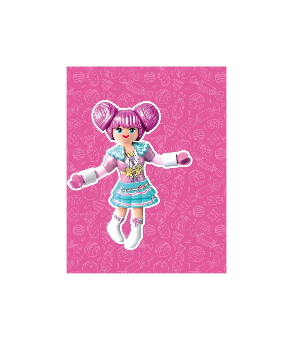 Figurina rosalee cu surprize playmobil everdreamerz - 2