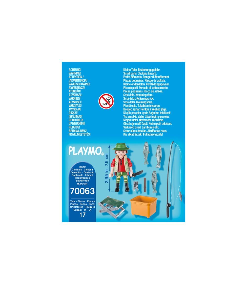 Figurina pescar playmobil - 2
