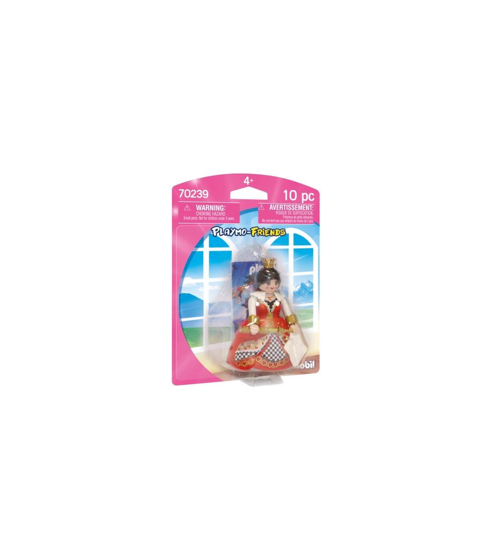 Figurina regina inimilor playmobil