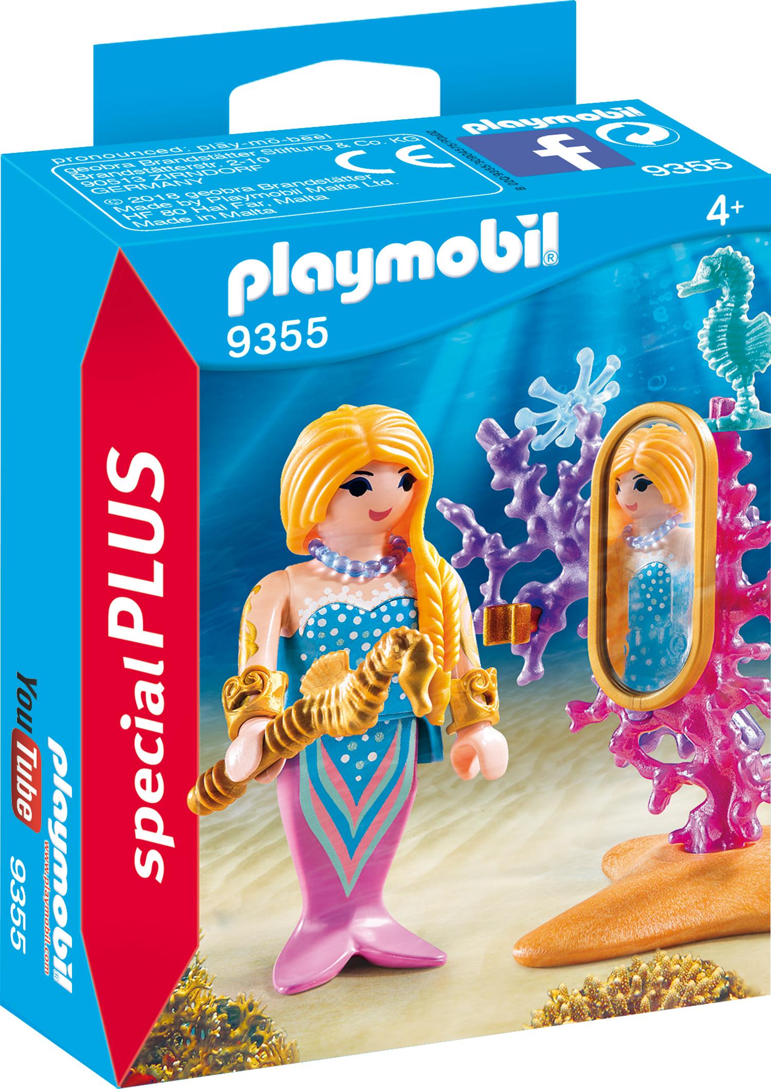 Figurina sirena playmobil