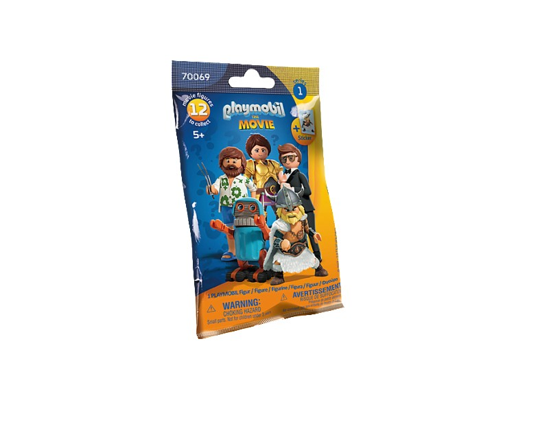 Figurine seria 1 playmobil movie