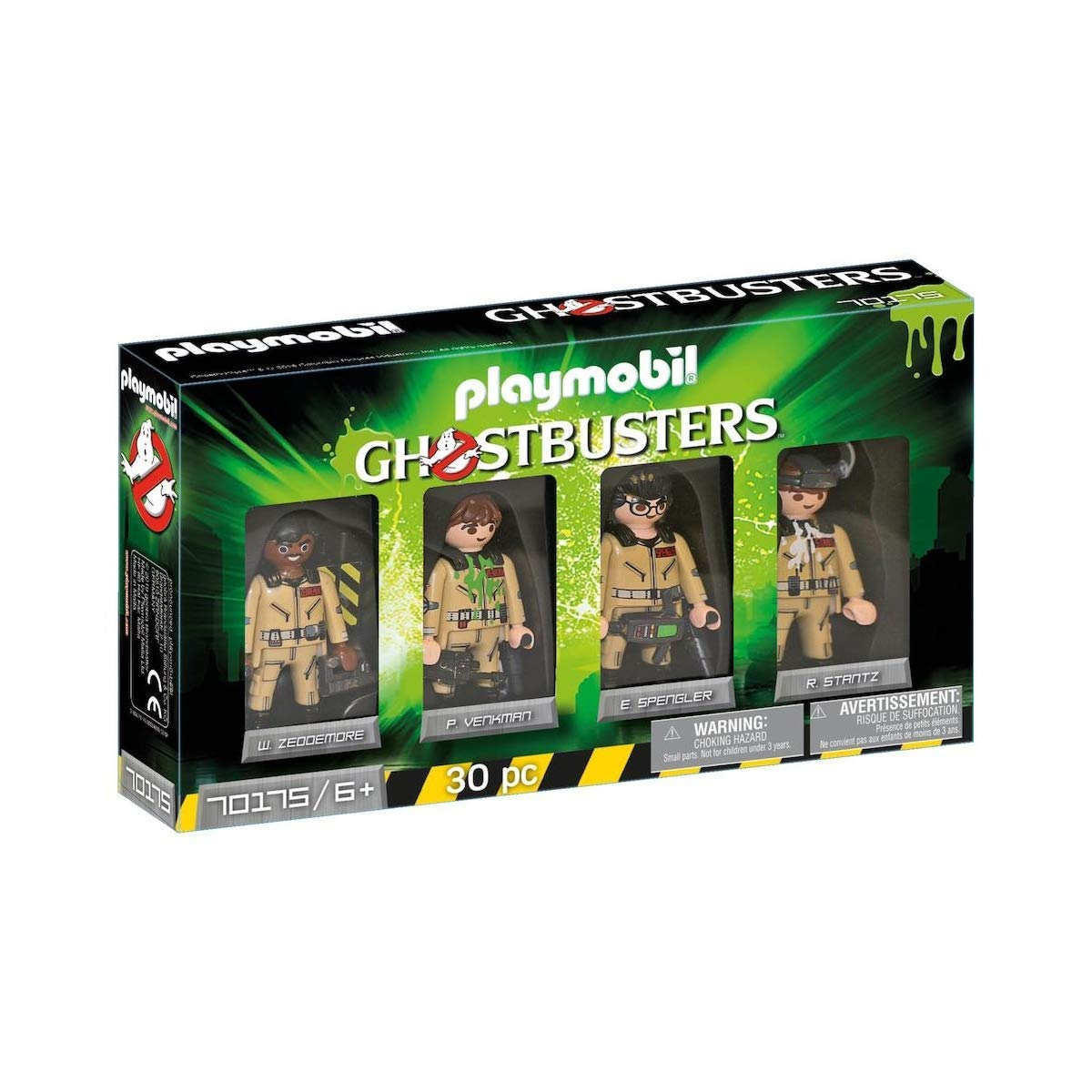Set 4 figurine playmobil ghostbusters