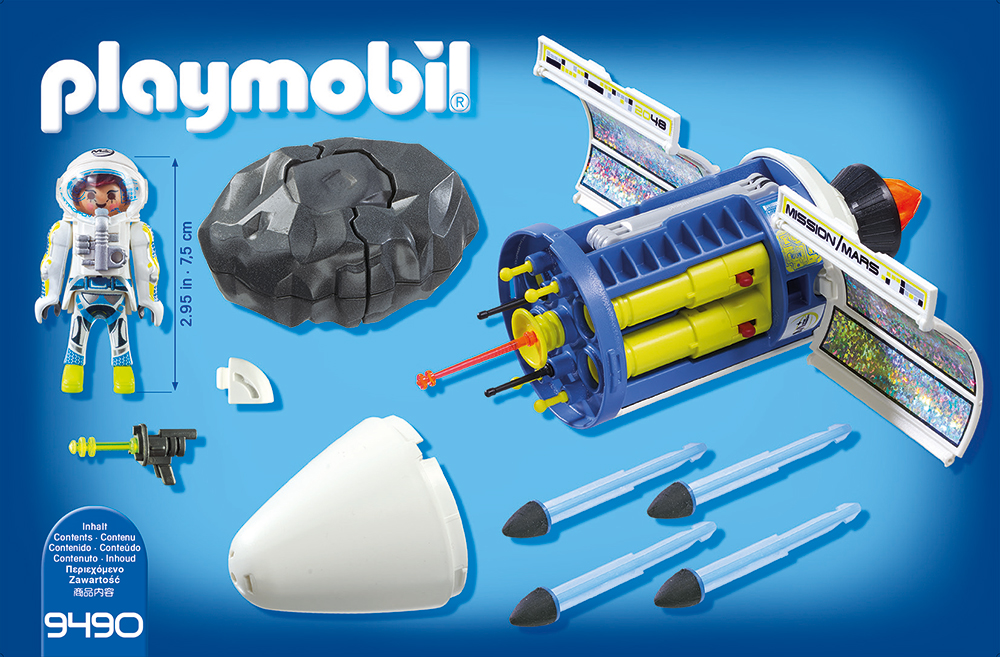 Laser pentru meteoriti playmobil space - 1