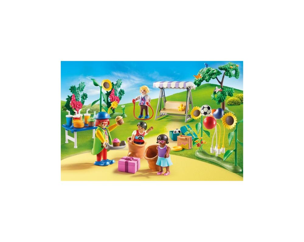 Petrecerea copiilor playmobil doll house - 1