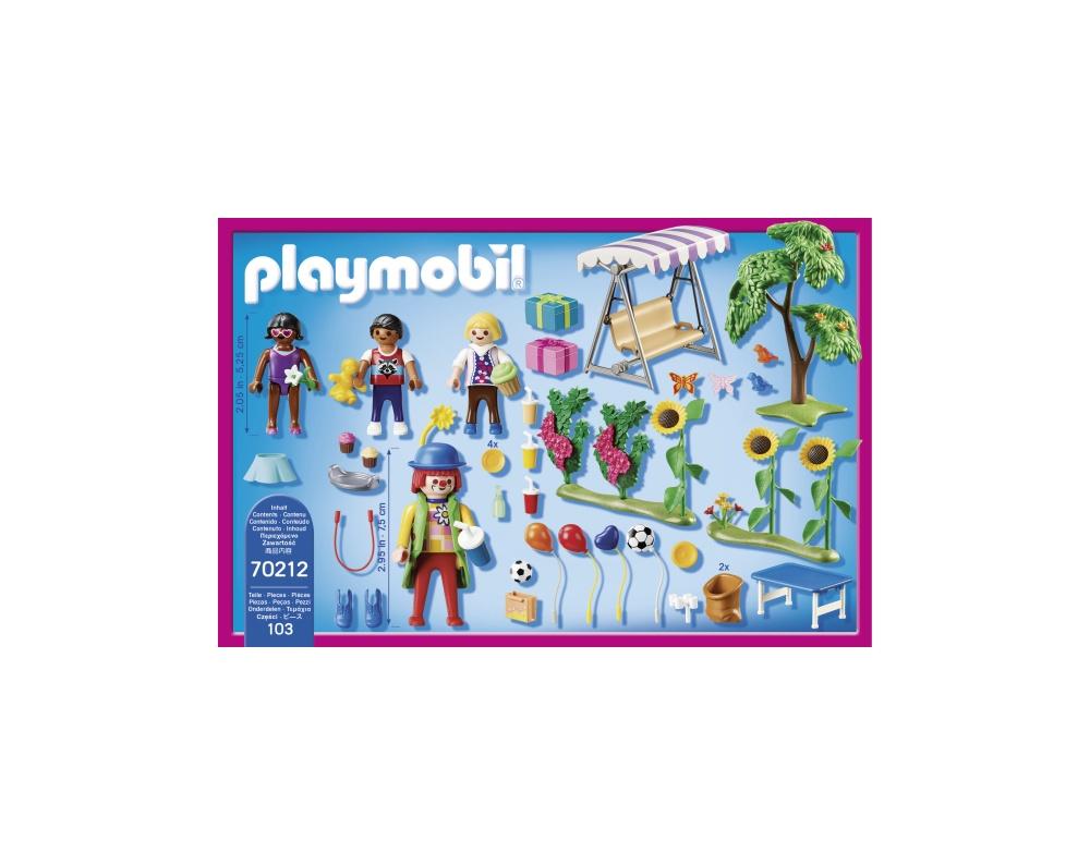 Petrecerea copiilor playmobil doll house - 2