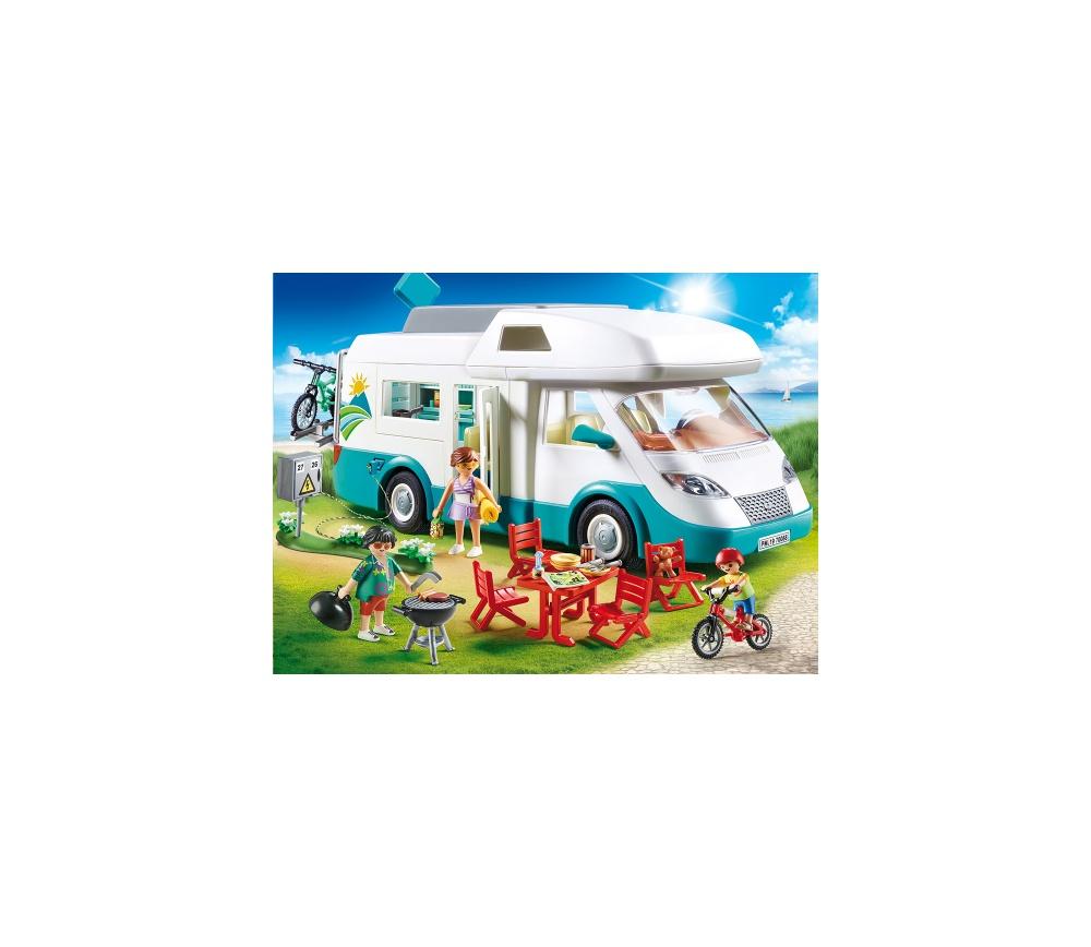 Rulota camping playmobil family fun - 2