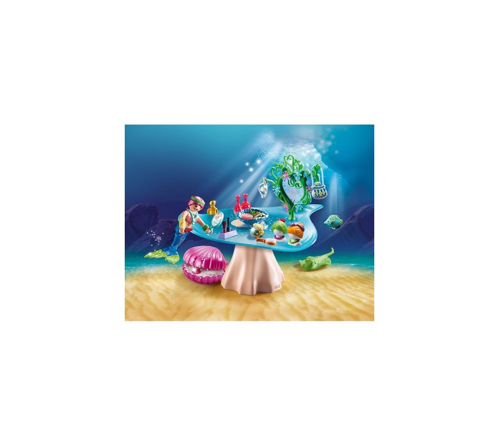 Salon de infrumusetare sirene playmobil magic - 2