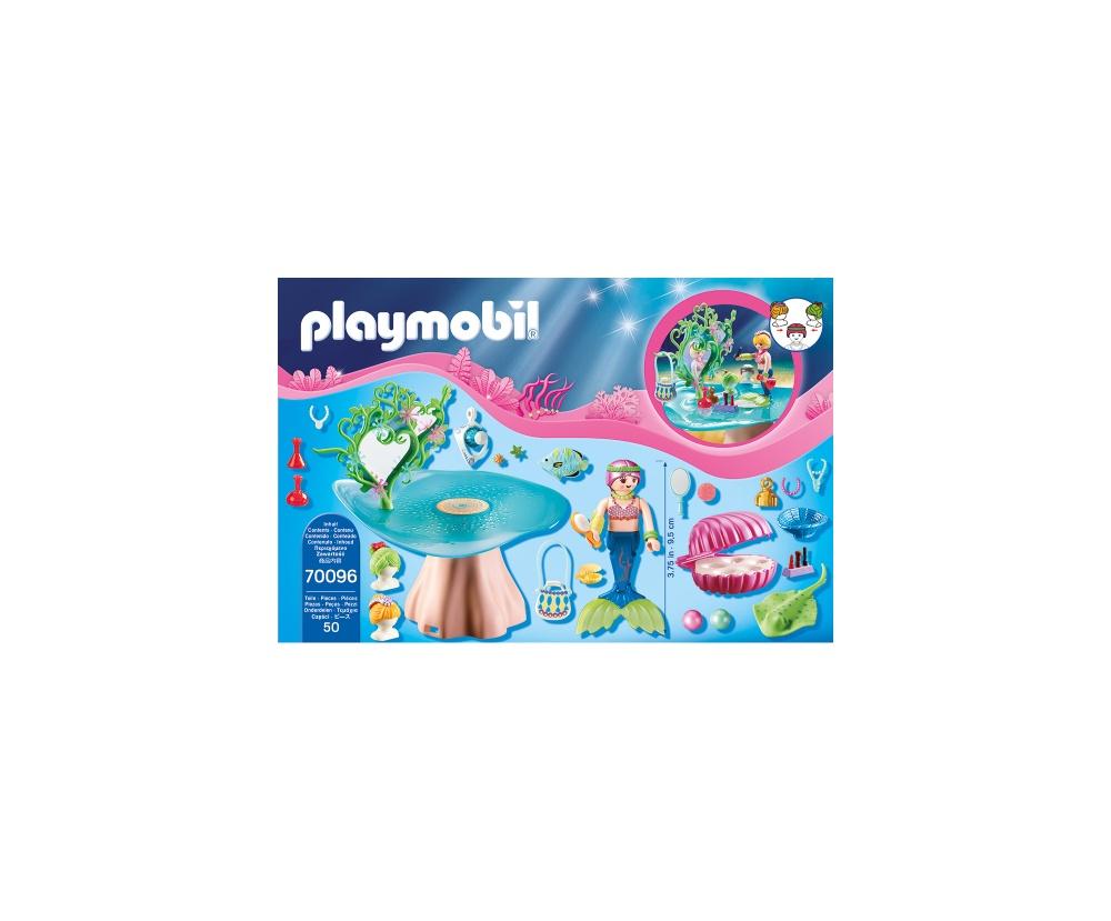 Salon de infrumusetare sirene playmobil magic - 1