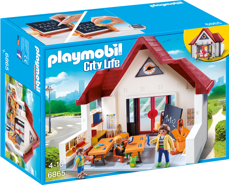 Scoala playmobil city life
