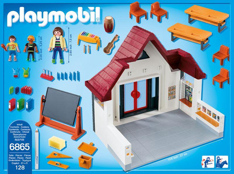 Scoala playmobil city life - 2