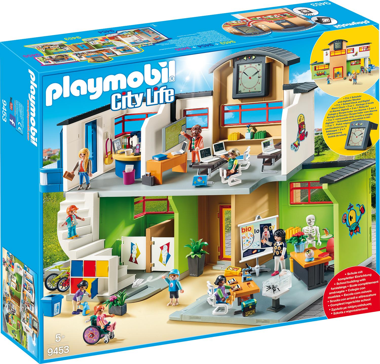 Scoala mobilata playmobil city life