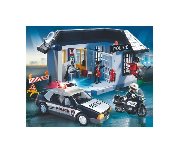 Set complet politie playmobil city action - 1