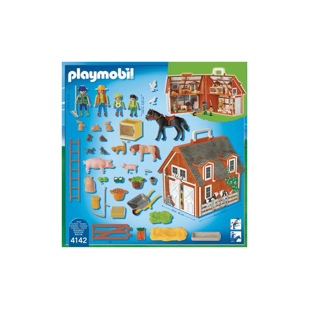 Set mobil ferma playmobil country - 1