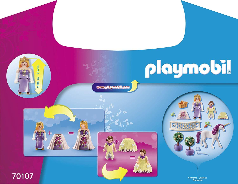 Set portabil printese si unicorn playmobil princess - 2