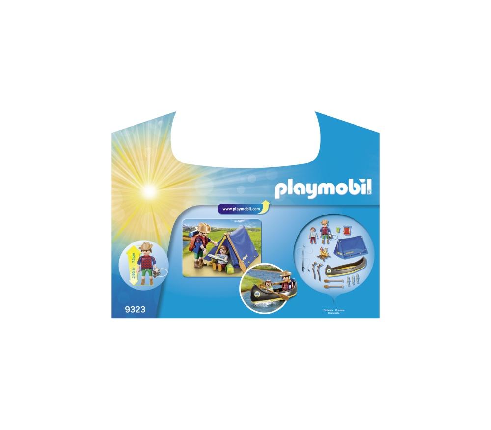 Set portabil camping playmobil family fun - 1