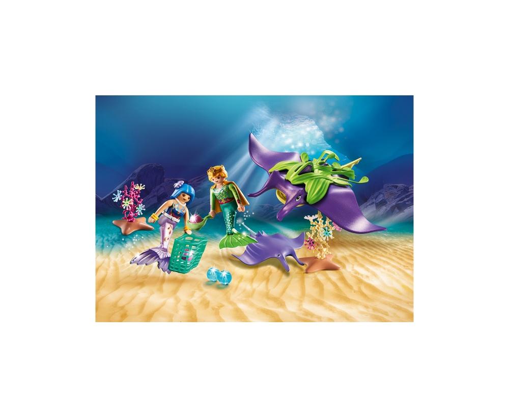 Sirene si pisica de mare playmobil magic - 2