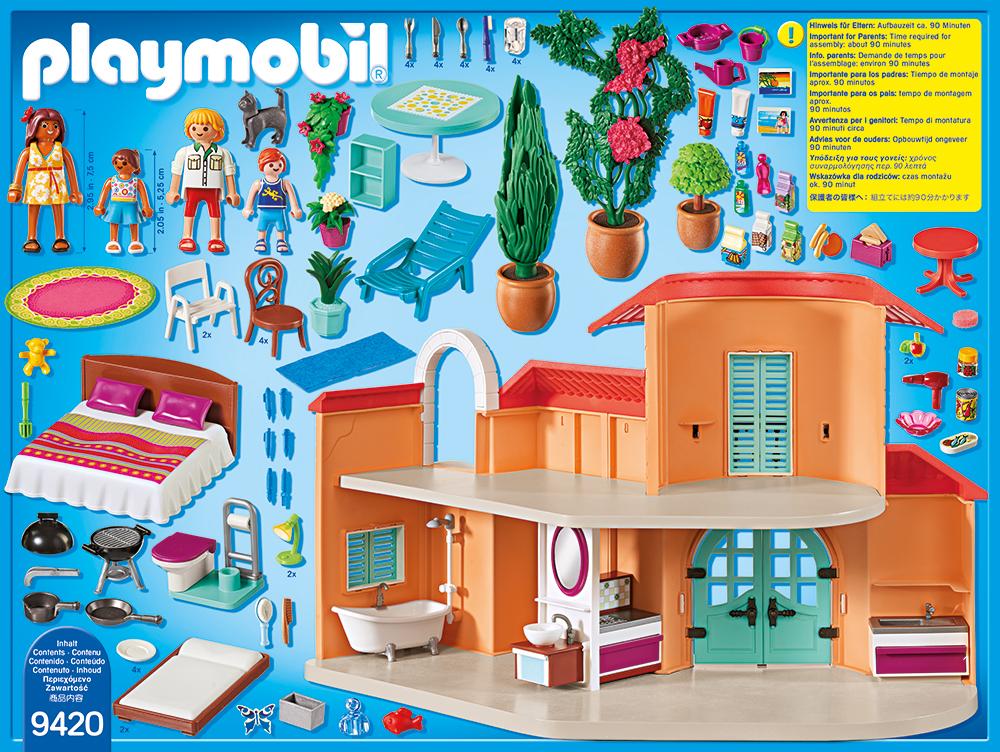 Vila de vacanta playmobil family fun - 1