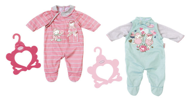 Hainute joaca bebe diverse modele baby annabell imagine